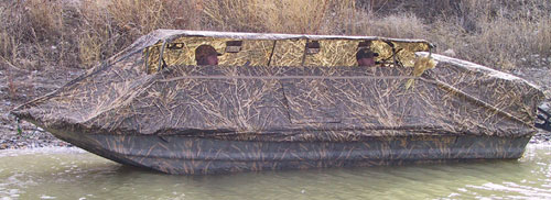 Camo Paint Scheme Thoughts Waterfowl Boats Motors