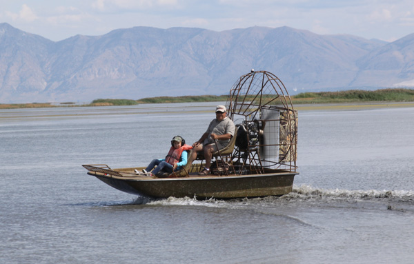 Dragon Fly Airboats