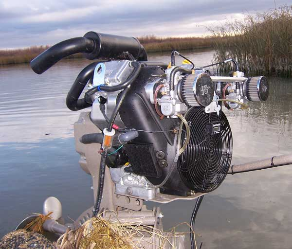 BPS Carb Kits – Backwater Performance